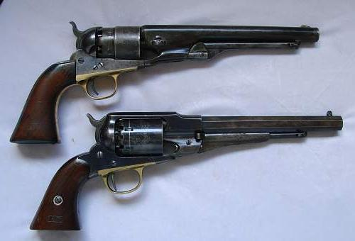 Model_1860_Colt_Army_and_New_Model_1858_Remington_Army_revolvers_flipped_image.JPG